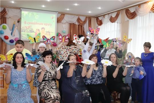 """Мероприятия, проводимые в рамках """"Дней семьи"""" в Алатыре"""