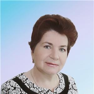 Благовидова Ирина Фёдоровна