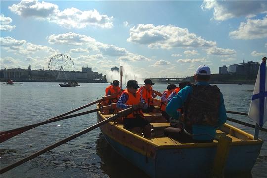 В Чебоксарах пройдут соревнования по гребле на шлюпке ЯЛ-6 среди учащейся молодёжи