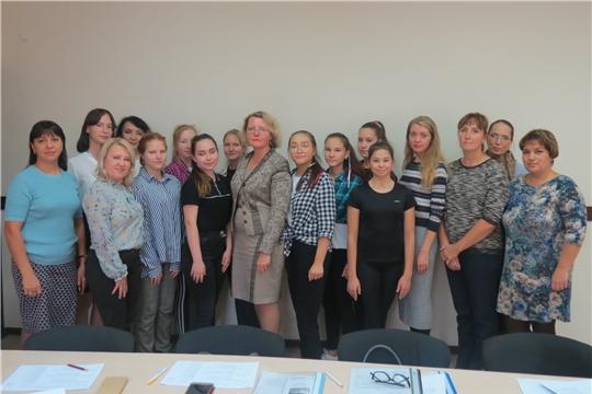 В Ленинском районе определены победители конкурса волонтёрских отрядов