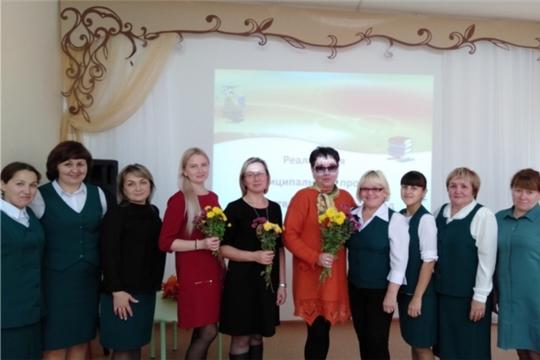 В Чебоксарах успешно реализуется проект «Преемственность: детский сад – школа»