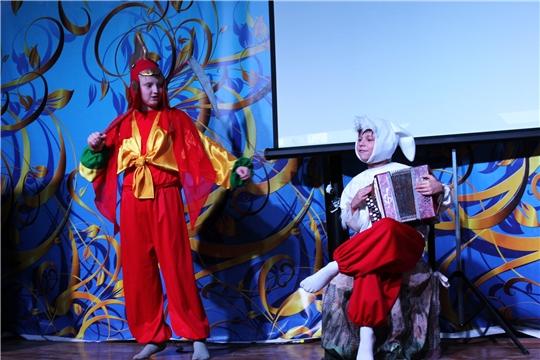 Театральная студия «Арлекин» Дома культуры «Ровесник» приняла участие в I республиканской неделе самодеятельных театров