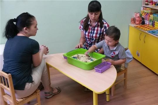 В чебоксарских дошкольных учреждениях действует «Служба ранней помощи» для родителей