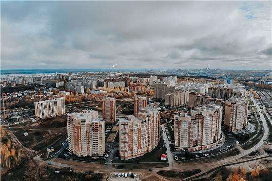 В Чебоксарах начинается строительство автодороги в микрорайоне Университетский-2