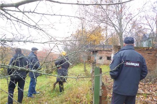 Специалисты в области ЧС обследовали садоводческие товарищества г.Чебоксары