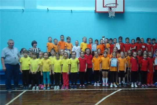 Проведены спортивные соревнования среди детских команд Московского района
