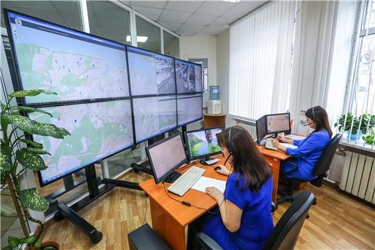 В Чебоксарах на каждой третьей остановке работает транспортное информационное табло