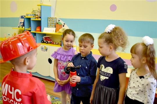 Обеспечение безопасности детей в детских садах - в центре внимания