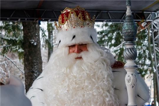 Приглашаем горожан поздравить Деда Мороза с днем рождения