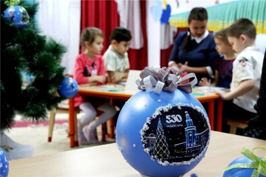 Чебоксарские детские сады начали подготовку к празднованию Нового года