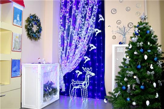 В Чебоксарах стартует конкурс на лучшее зимнее оформление «Снежные узоры»