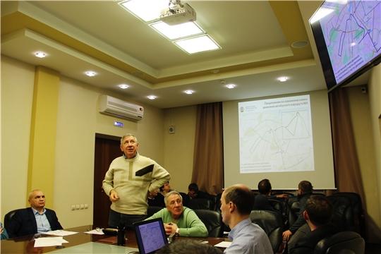 Ход транспортной реформы и предложения по ее улучшению обсудили в Чебоксарах