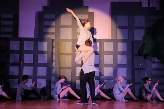 Юные актеры чебоксарского лицея № 4 – призеры окружного фестиваля «Театральное Приволжье»