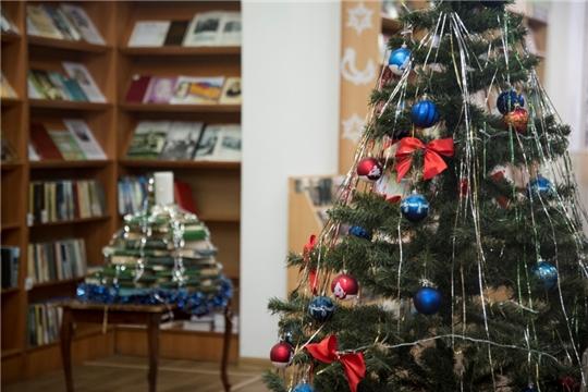 В Чебоксарах продолжается городской конкурс творческих работ «Почта Деда Мороза»