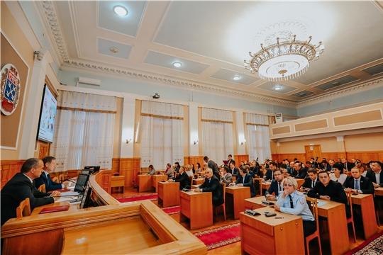 В Ростуризме подтвердили планы реконструкции чебоксарских объектов, транспортной реформе – год, реализация нацпроектов под контролем