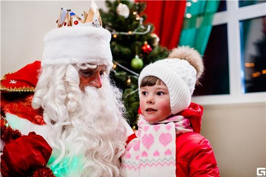 14 декабря состоится открытие зимнего сезона в парке культуры и отдыха им. 500-летия г. Чебоксары