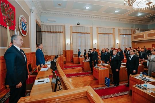 Депутаты ЧГСД утвердили бюджет города на 2020, плановый период 2021 и 2022 годов
