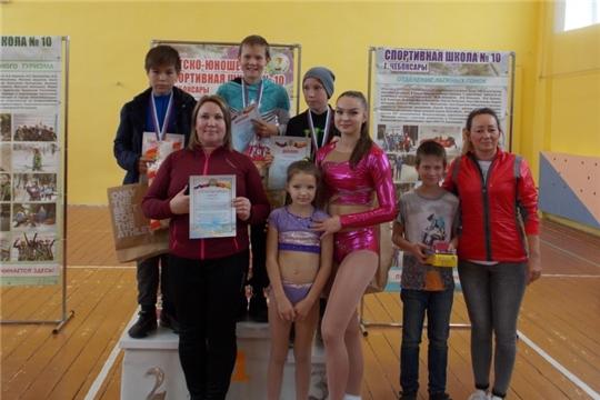 Воспитанник спортивной школы города Канаш выиграл открытое первенство Заволжья по кроссу лыжников-гонщиков в своей возрастной группе