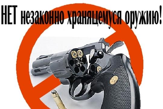 Добровольная сдача незаконно хранящегося оружия и боеприпасов