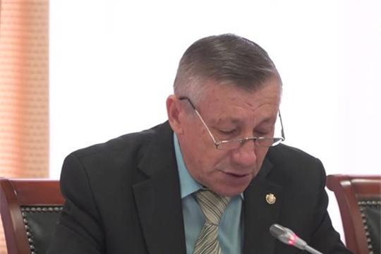 Итоги работы МЧС Чувашии в 2018 году  обсудили на заседании Кабинета Министров региона