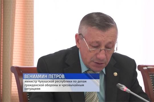Министăрсен кабинечĕн ларăвĕ иртрĕ/НТРК от 25.09.2019