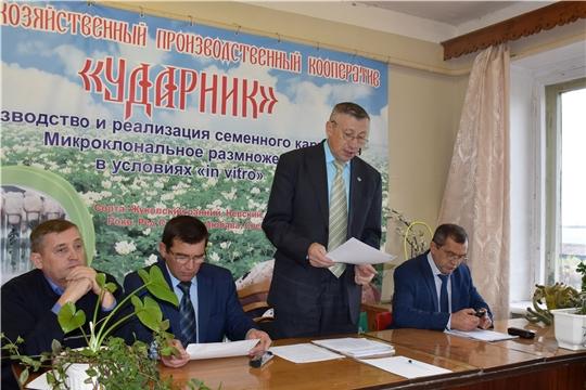 Подведены итоги информдня в Моргаушском районе