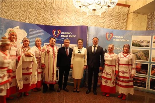 Минкультуры Чувашии и Минкультуры Республики Крым подписали соглашение о межрегиональном сотрудничестве в области культуры и искусства