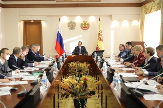 В Правительстве республики прошло заседание КЧС