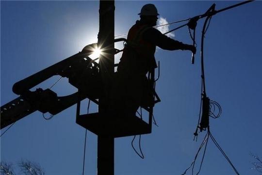 Об ограничении подачи энергоресурсов 12 ноября в г.Чебоксары