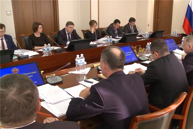 Члены Правительства Чувашской Республики утвердили параметры главного финансового документа на трёхлетний период.