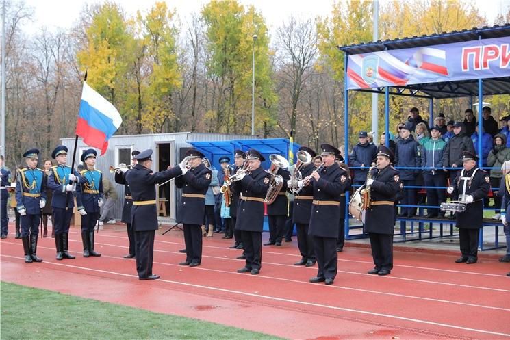 В Чебоксарах стартовала IV Спартакиада кадетских корпусов ПФО