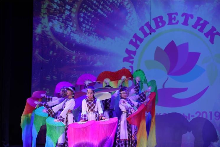 Новые имена — новые таланты фестиваля национальных культур «Семицветик»