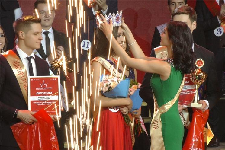 В Чебоксарах прошёл 13-ый Всероссийский конкурс интеллекта, творчества и спорта.