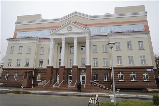 Глава Чувашии Михаил Игнатьев проинспектировал ход строительства многопрофильной поликлиники БУ «Центральная городская больница»