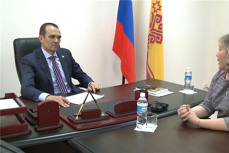 Глава Чувашии Михаил Игнатьев провел очередной прием граждан по личным вопросам