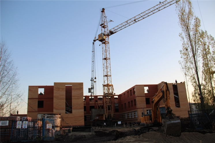 Строительство детского сада в г. Цивильске – на контроле Правительства республики