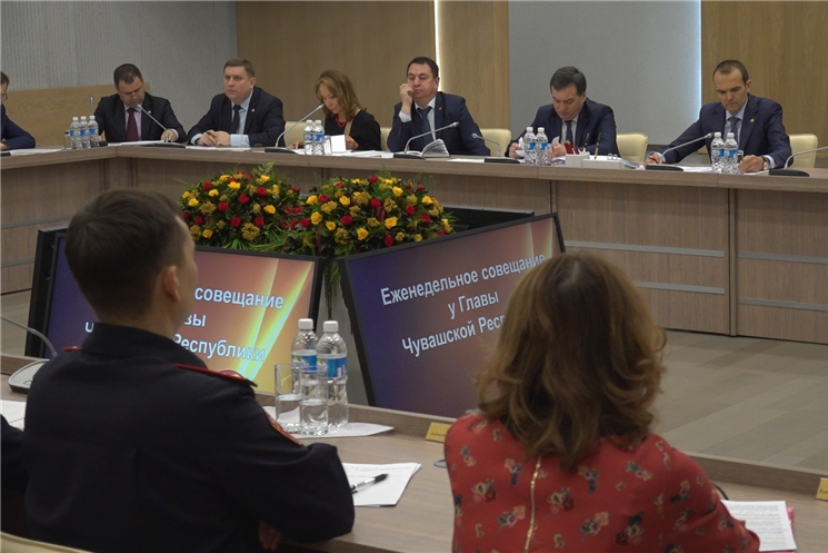 В Доме правительства обсудили эпизоотическую обстановку в Чувашской Республике