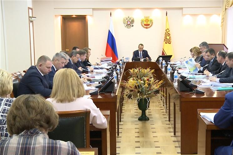 Члены Кабинета Министров Чувашской Республики обсудили, как в муниципалитетах решается проблема с беспризорными животными