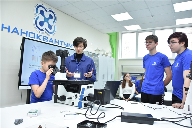 Михаил Игнатьев: «Инвестиции в кванториумы – это инвестиции в науку, в экономику, в будущее Чувашской Республики и страны»