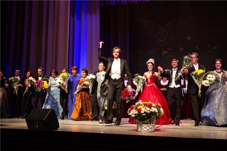 В Чебоксарах завершился XXIX Международный оперный фестиваль имени М.Д. Михайлова