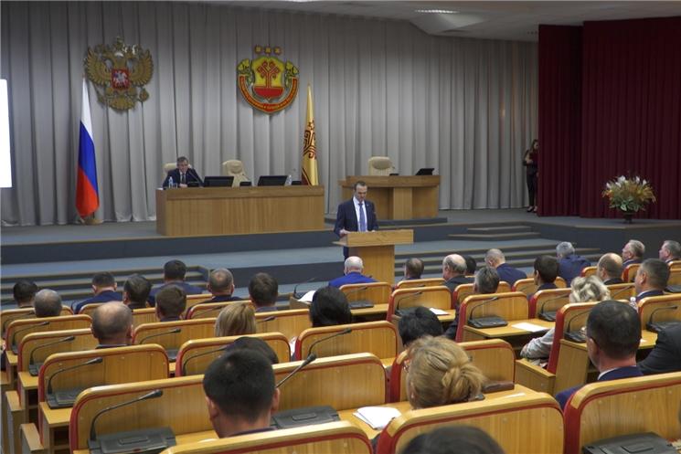 Работа с обращениями граждан - ключевая тема съезда Совета муниципальных образований Чувашской Республики.