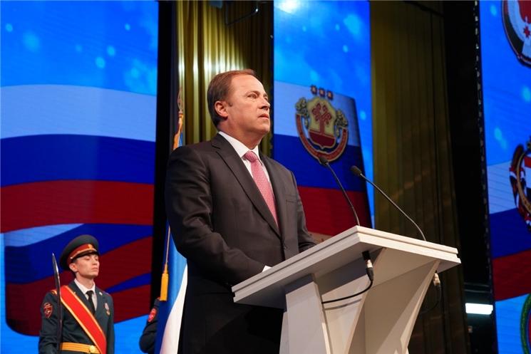 Полпред Президента РФ в ПФО Игорь Комаров принял участие в праздновании Дня Героев Отечества