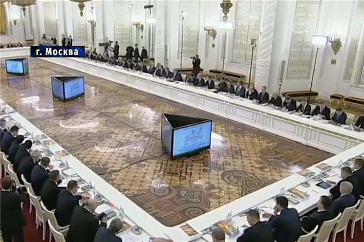Развитие агропромышленного комплекса - ключевая тема заседания Государственного совета Российской Федерации