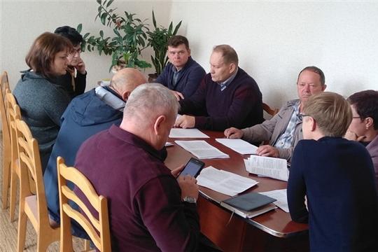 Состоялось заседание Координационного совета по поддержке и развитию малого и среднего предпринимательства в городе Шумерля
