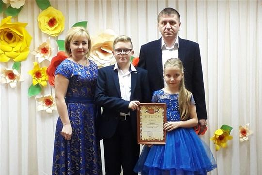 Семья Ламковых представит Шумерлю на Республиканском конкурсе «Семья года»