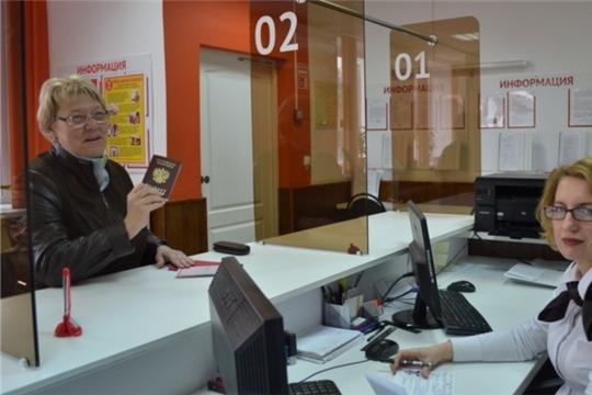 Итоги работы МФЦ города Шумерли за 9 месяцев 2019 года