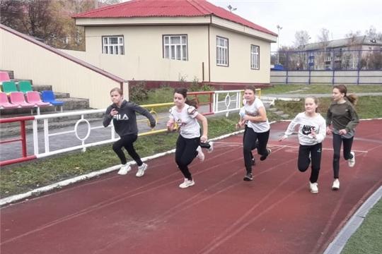 Cоревнования памяти воспитанника шумерлинской школы легкой атлетики В.Кириллова