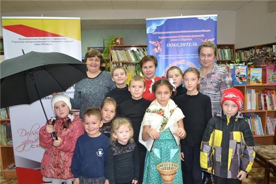 В детском православном библиотечном театре «Улыбка веры» состоялась премьера второго мини-спектакля «Девочка со спичками»