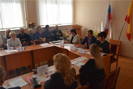 День малого и среднего предпринимательства в городе Шумерля и Шумерлинском районе