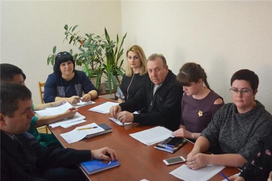 С заседания межведомственной комиссии по вопросам повышения доходов бюджета города Шумерля